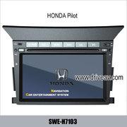 HONDA Pilot stereo radio Car DVD player TV bluetooth GPS SWE-H7103