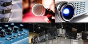 Your Specialist in Sound,  Light and Audio Visual Solutions.